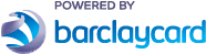 Powered by Barclaycard logo